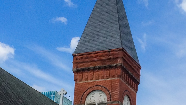 St. Patricks Steeple